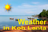 Weather in Koh Lanta